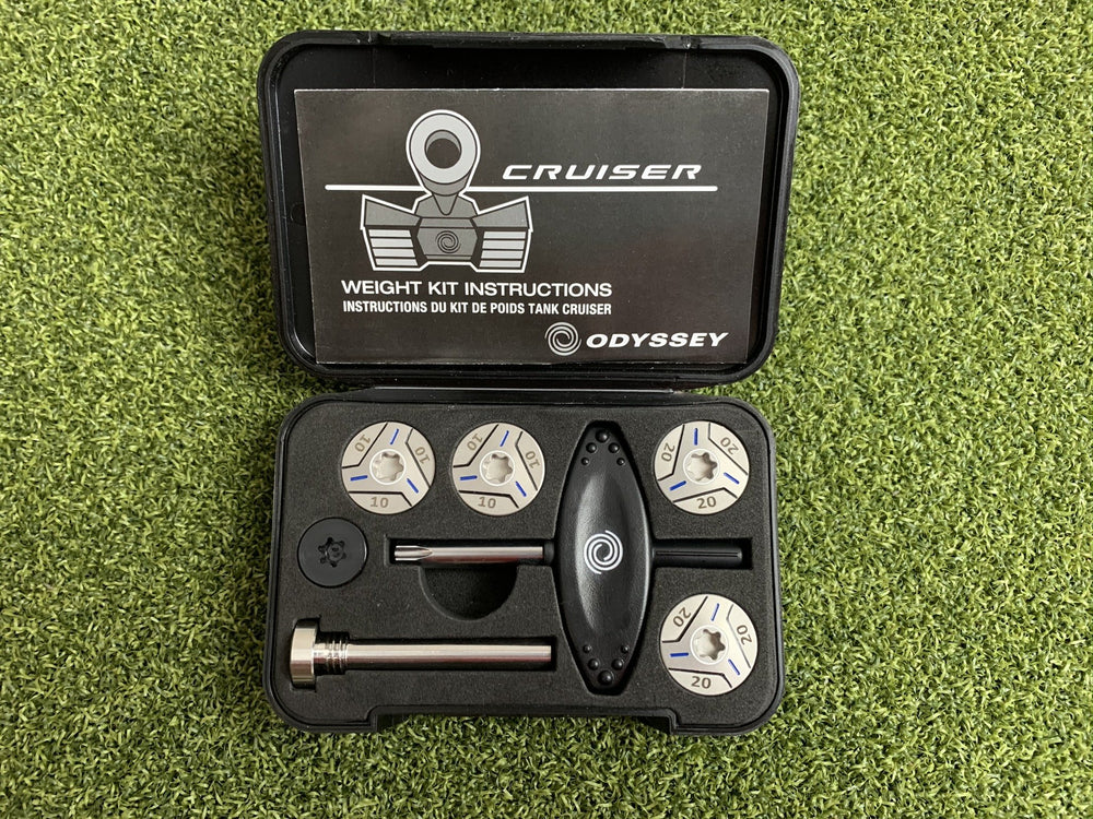 Odyssey Cruiser V-Line Weight Kit