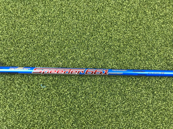 Fujikura Motore Speeder 661- British Open Limited Edition 22/50 Shaft- 47