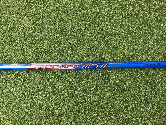 Fujikura Motore Speeder 757- British Open Limited Edition 83/100 Shaft- 47