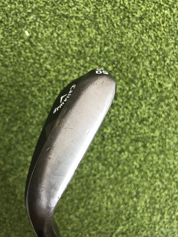 Callaway Mack Daddy Forged 50.10* Wedge, Dynamic Gold Wedge Flex