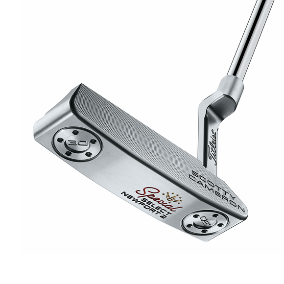 Scotty Cameron 2020 Special Select Newport 2 Putters