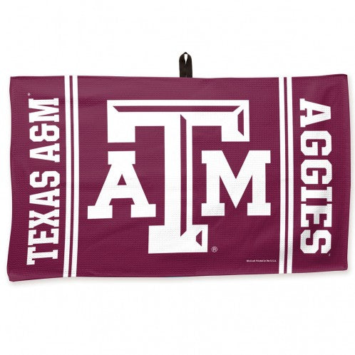 Texas A&M Aggies Team Effort Waffle Towel- 14