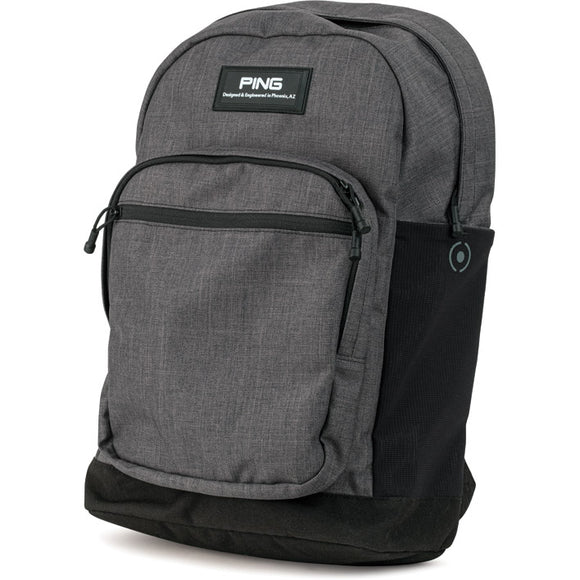 Ping Backpack- Heathered Grey