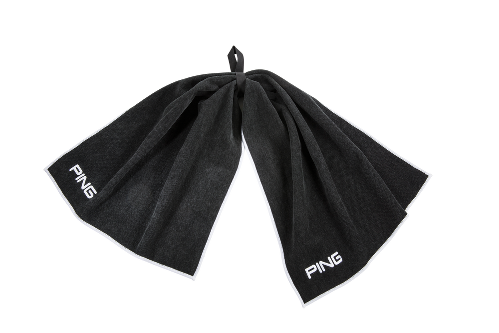 Ping Bow Tie Golf Towel