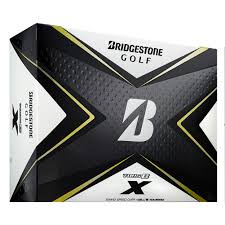 Bridgestone Tour B X Golf Balls- Dozen