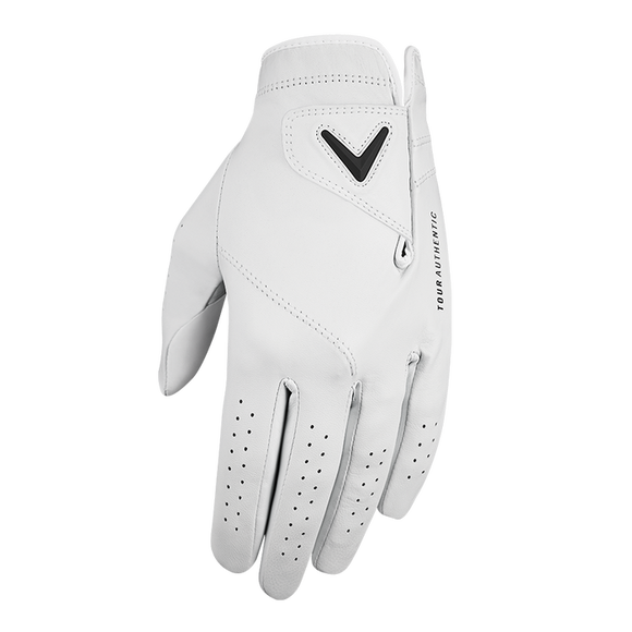 Callaway Tour Authentic Glove- Worn on Left Hand
