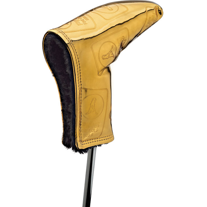 Ping Gold Vault Putter Cover