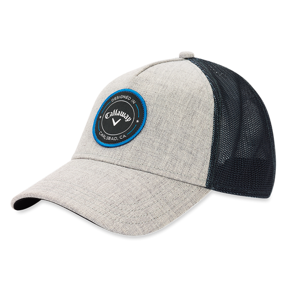 Callaway Men's Trucker Adjustable Hat/Cap