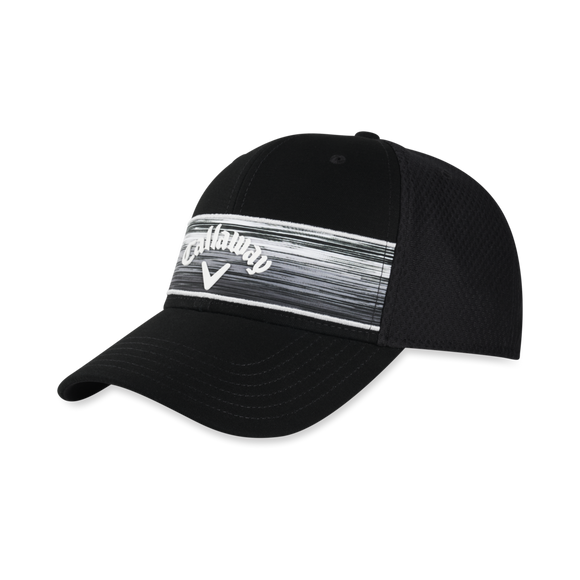 Callaway Stripe Mesh Adjustable Hat/Cap