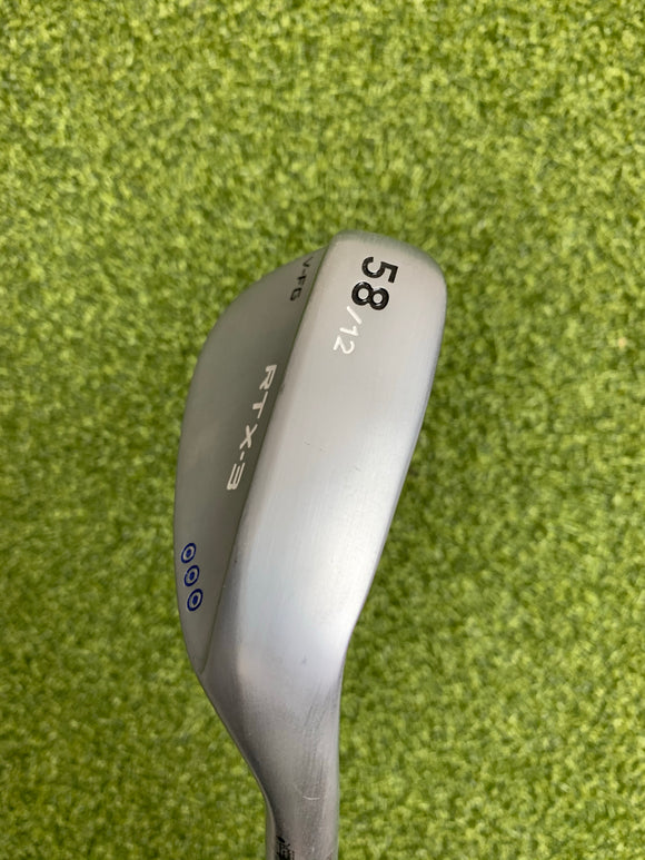Cleveland RTX-3 58.12* Wedge, Dynamic Gold Wedge Flex, RH