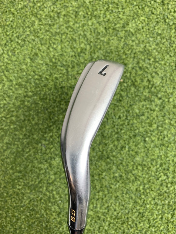 Callaway Rogue X Single 7 Iron, Synergy Senior Flex, RH
