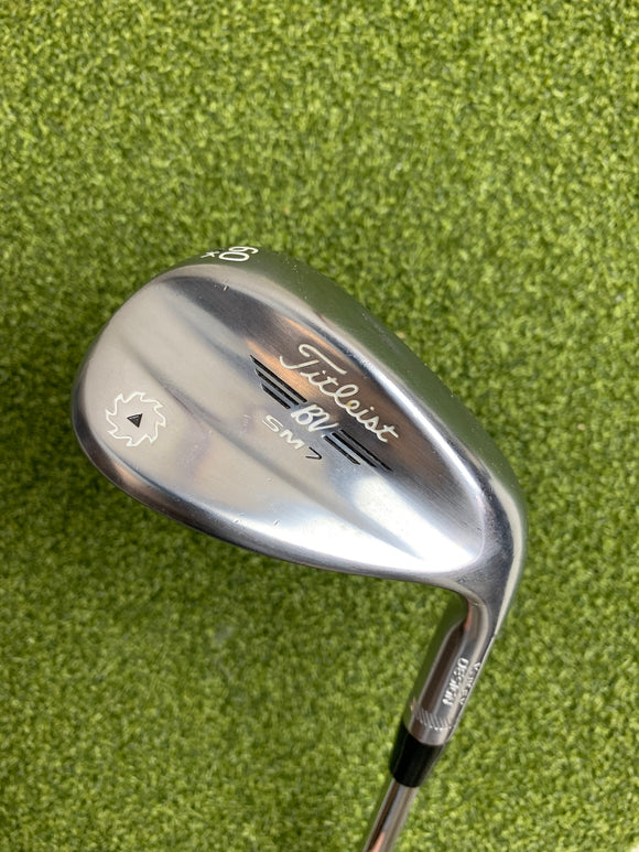 Titleist Vokey SM7 60.14* Wedge, Stock Wedge Flex, RH