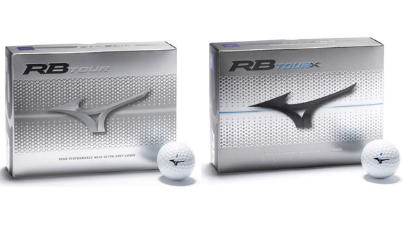 Mizuno RB Tour Golf Balls- Dozen