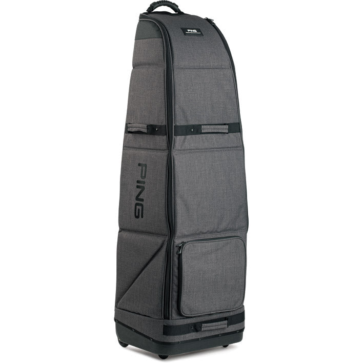 Ping Rolling Travel Bag- Heathered Grey