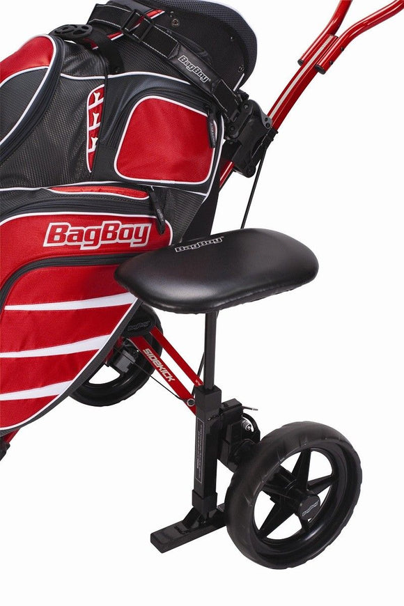 New Bag Boy Golf- Push Pull Cart Seat Only - Bogies R Us Golf Shop LowCountry Custom Golf
