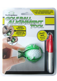 Golf Ball Alignment Tool - Bogies R Us Golf Shop LowCountry Custom Golf