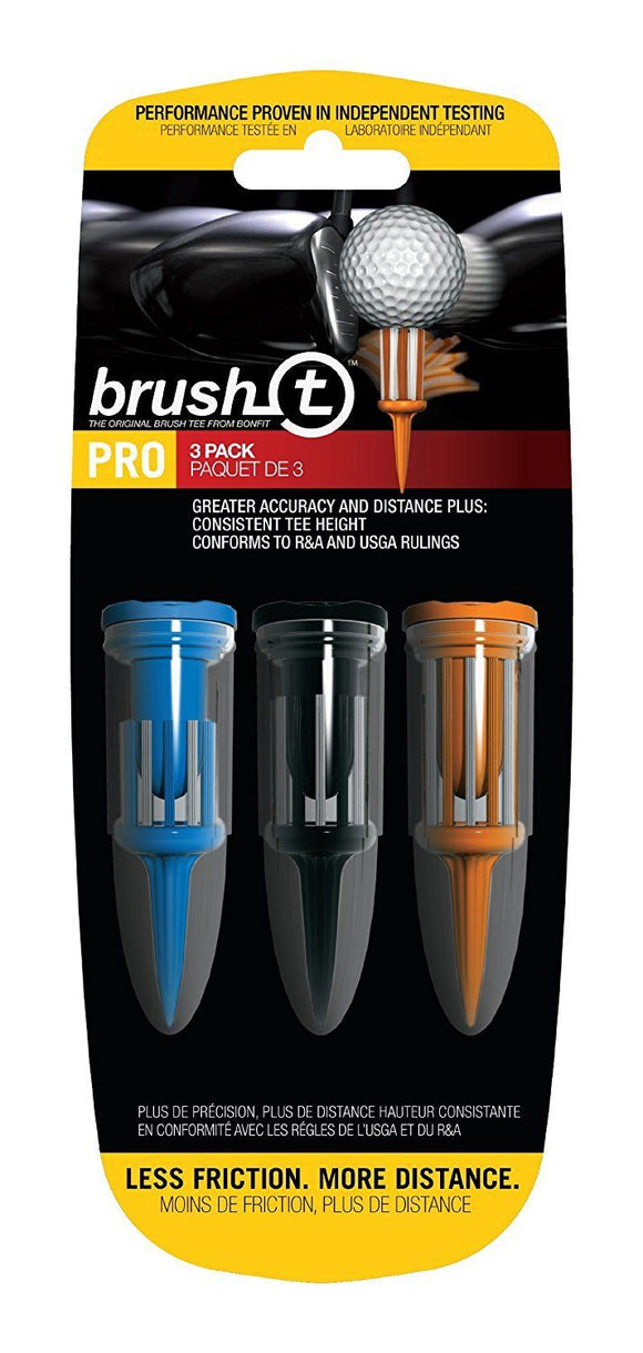 Brush-t Assorted 3 Pack 3-Wood, Driver & Oversize - Bogies R Us Golf Shop LowCountry Custom Golf