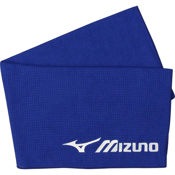 New 2017 Mizuno Golf Microfiber Tour Towel COLOR: Royal Blue SIZE: 24