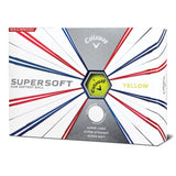Callaway 2019 SuperSoft Golf Balls- 1 Dozen
