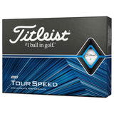 Titleist Tour Speed Golf Balls- Dozen