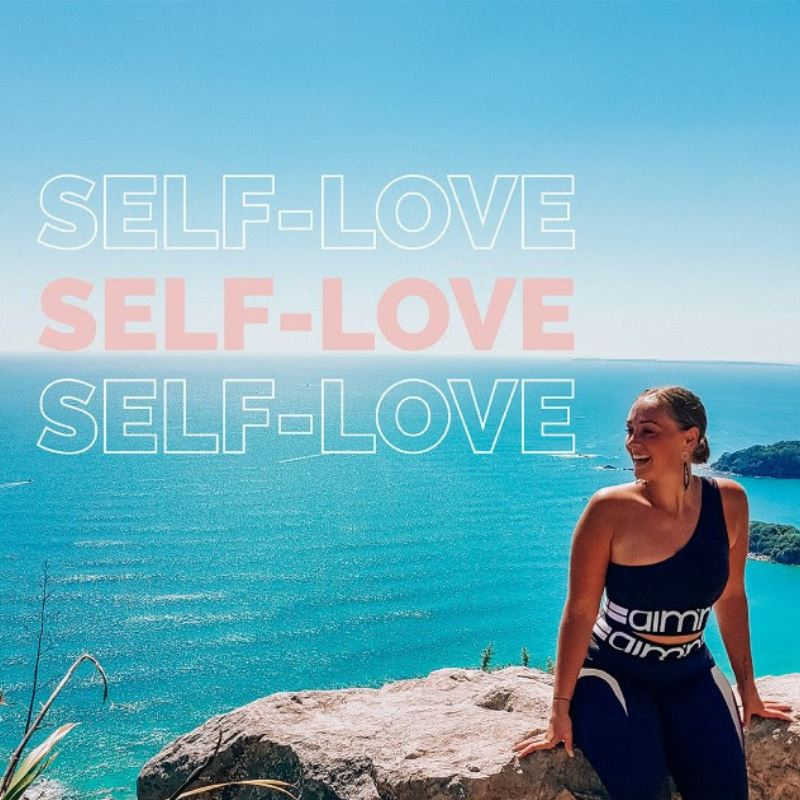 Let's talk about self love!