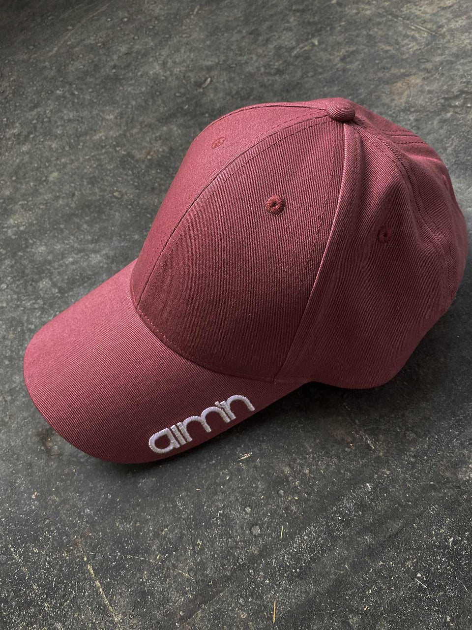 PINK BEAT STRIPE CAP