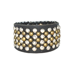 Seriously Studded Cuff
