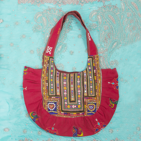 Boho Shopper Bag