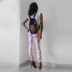 Peaches & Cream Tyedye Jeans