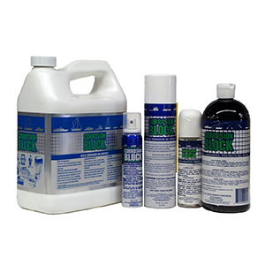 Corrosion Block Sprays