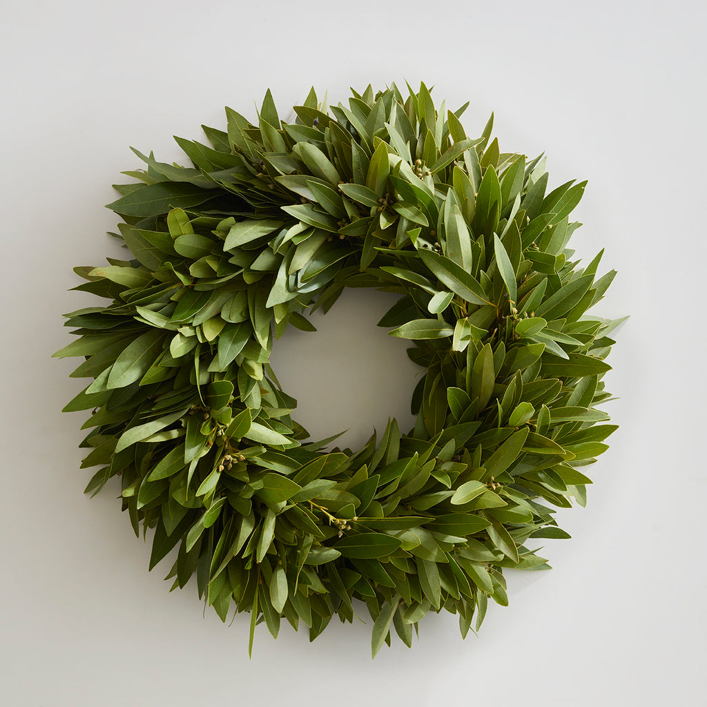Bay Leaf Wreath- Original