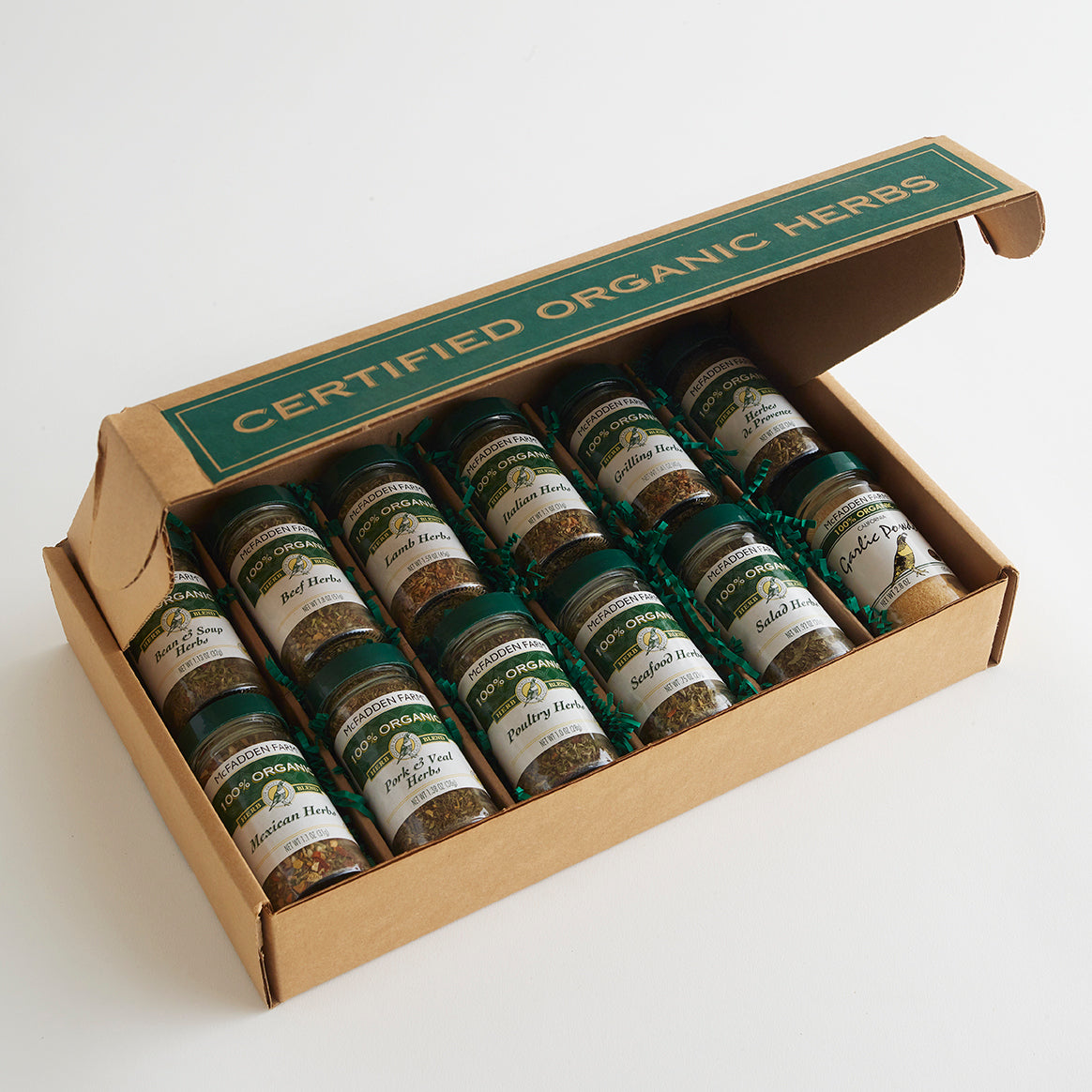 Organic Herb Blend Gift Box- Large