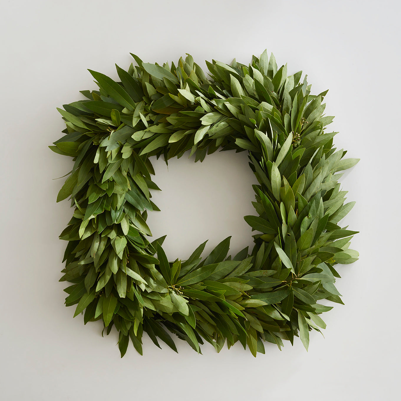 Square Bay Leaf Wreath
