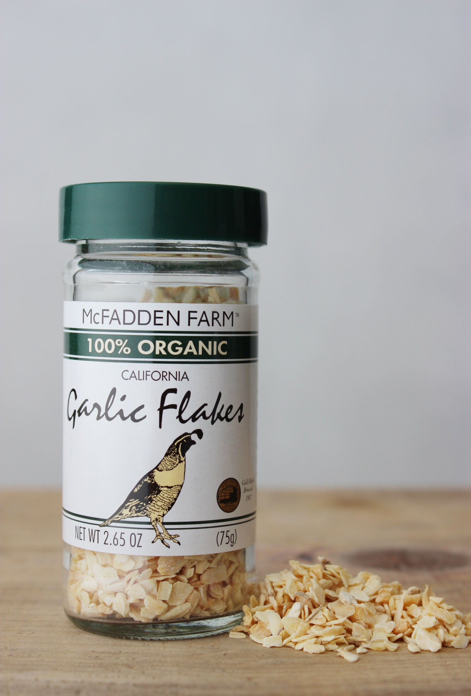 Organic Garlic Flakes