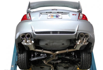 Greddy Supreme SP Exhaust - Subaru WRX STI 11-14 (Sedan) - Mafia Motorsports