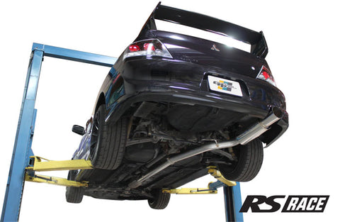 GPP RS Race Exhaust - Mitsubishi Lancer Evolution 8/9 2003-2007 - Mafia Motorsports
