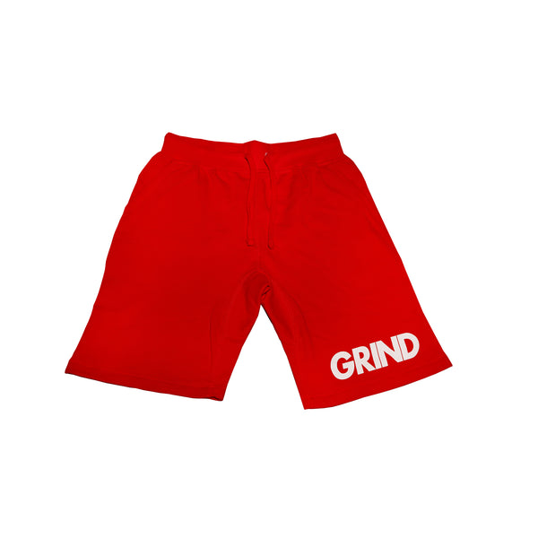 Grind Shorts (Red)