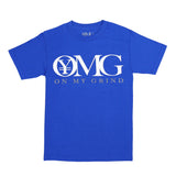 OMG T-Shirt [Royal]