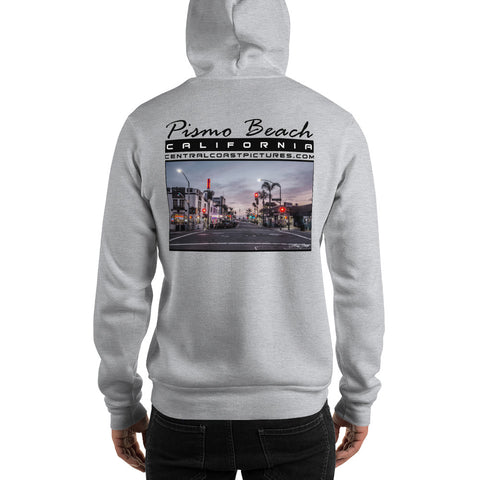 PISMO BEACH Unisex Hoodie (click to choose color)
