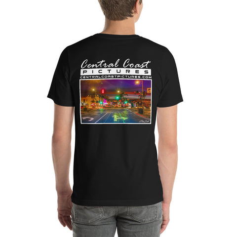 CENTRAL COAST PICTURES Short-Sleeve Unisex T-Shirt (click to choose color)