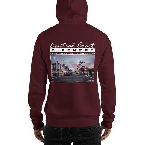 CENTRAL COAST PICTURES Unisex  Hoodie (click to choose color)