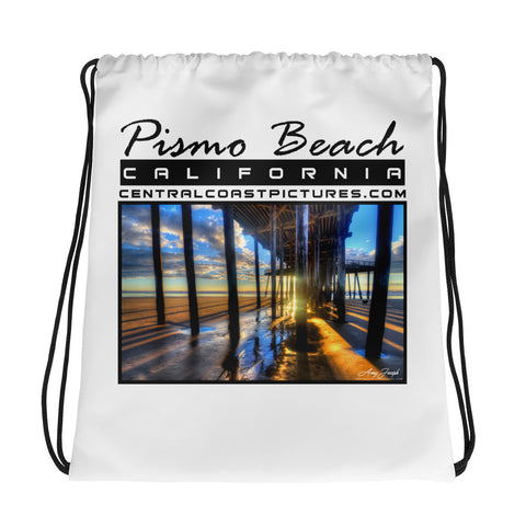 PISMO BEACH Drawstring bag