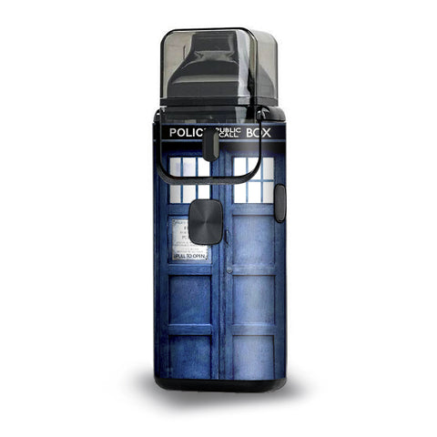 Phone Booth, Tardis Call Box Aspire Breeze 2 Skin