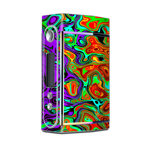 Mixed Colors Too VooPoo Skin