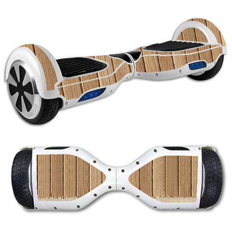 Wood Floor2 Hoverboards  Skin