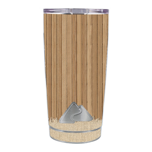 Wood Floor2 Ozark Trail 20oz Tumbler Skin