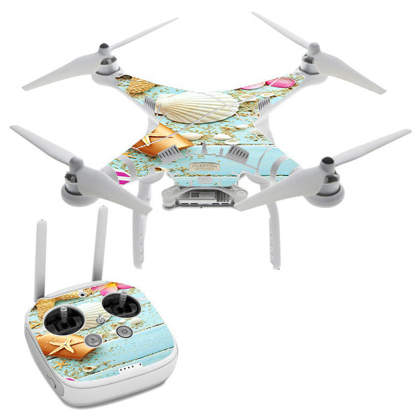 Seashell DJI Phantom 3 Professional Skin