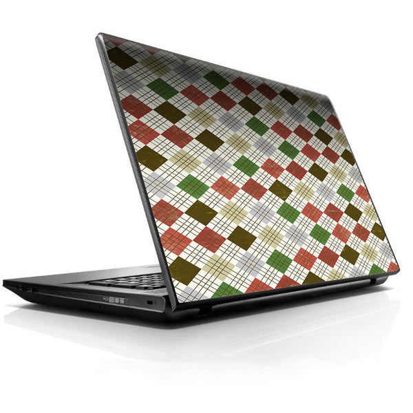Argyle2 Universal 13 to 16 inch wide laptop Skin