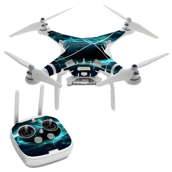 Space Lights DJI Phantom 3 Professional Skin