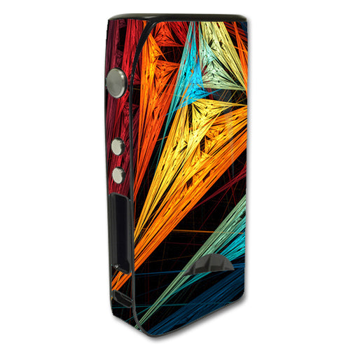 Sharp Colors Pioneer4You iPV5 200w Skin